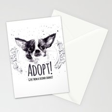 Adopt Stationery Cards