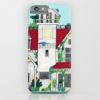 iPhone & iPod Case featuring House by ilana exelby
