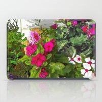 Mixed Annuals iPad Case
