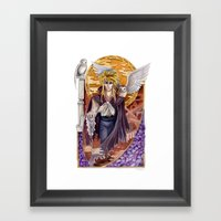 Beautiful Deceiver - Jar… Framed Art Print