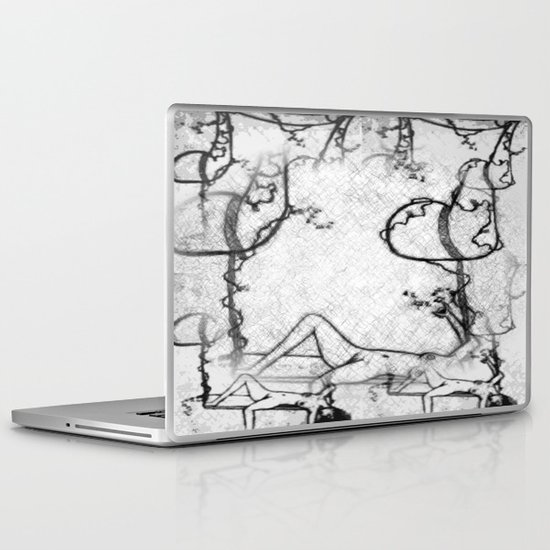 Sex & Music Laptop & iPad Skin