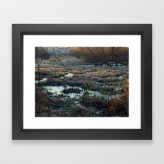 Is This What We've Seen All Along? Framed Art Print