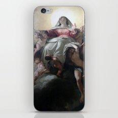 HOLY MARY iPhone & iPod Skin