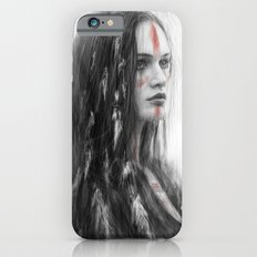 War Feathers  Slim Case iPhone 6s