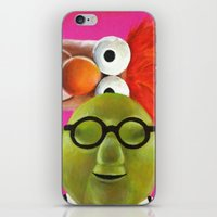 The Muppets - Bunsen and Beaker iPhone & iPod Skin