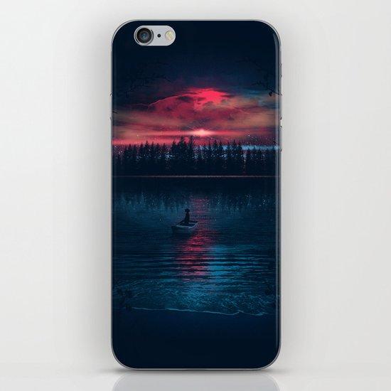 The World Beneath iPhone & iPod Skin