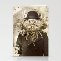 Cthulhufication Stationery Cards