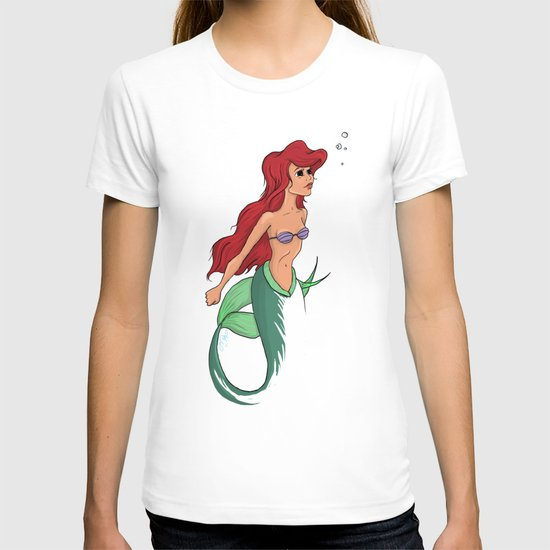 The Miniature Mermaid T-shirt