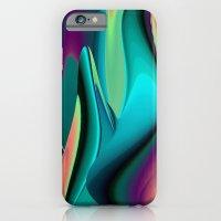 Futuristic, Abstract Rainbowart 6 iPhone 6 Slim Case