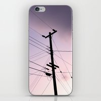 Lines Of Communication iPhone & iPod Skin