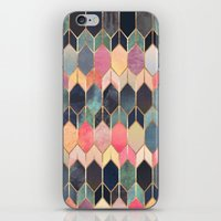 Stained Glass 3 iPhone & iPod Skin