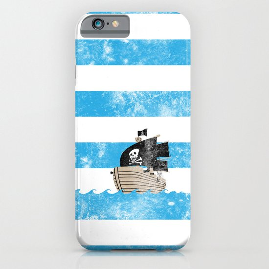 Pirates Love Stripes iPhone & iPod Case