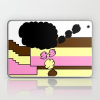 Ice Cream City Laptop & iPad Skin