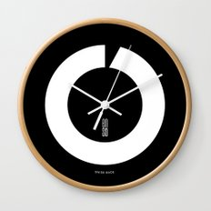 ENSO IN SWITZERLAND Wall Clock