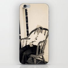 Walking the Porch iPhone & iPod Skin