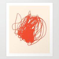 SUUUN — Matthew Korbel-Bowers Art Print