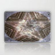 Laptop & iPad Skin featuring Hollywood Star With Wate… by Zenya Zenyaris
