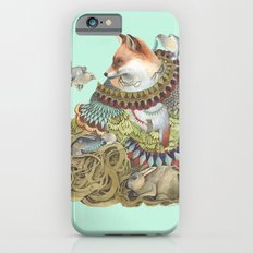 Quilted Comrades in the Forest iPhone 6 Slim Case
