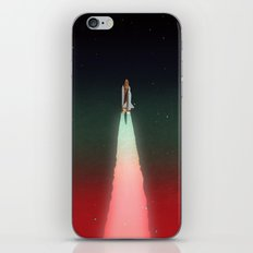 Space Launch iPhone & iPod Skin