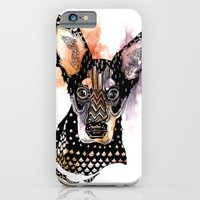 iPhone & iPod Case featuring Lexy by Emily Swedberg (Ito Inez)