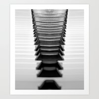 Exclamation Point Piano … Art Print
