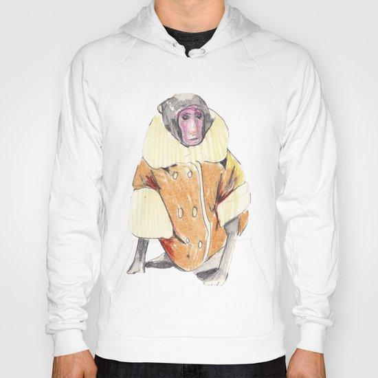 The Stylish Monkey Hoody