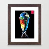 Our Trophy Framed Art Print