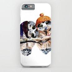 Winter Owls Slim Case iPhone 6s