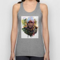 Witchers Creed Unisex Tank Top