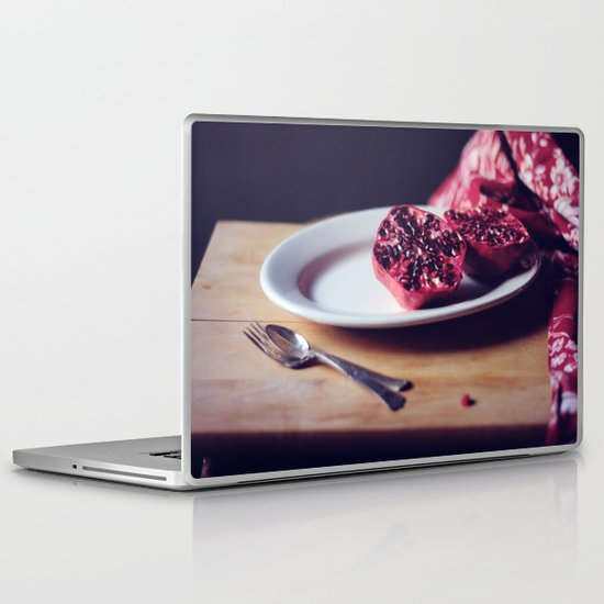 pomegranate, 2 Laptop & iPad Skin