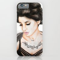 iPhone & iPod Case featuring Christina Perri by Hileeery