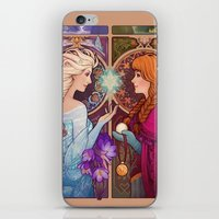 Let Me In iPhone & iPod Skin