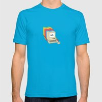 Macintosh Cascade Mens Fitted Tee Teal SMALL