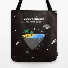 COCOA BEACH Tote Bag