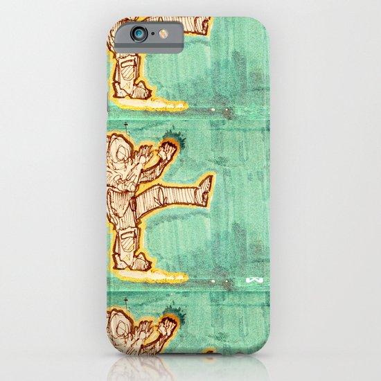Astrokick. iPhone & iPod Case