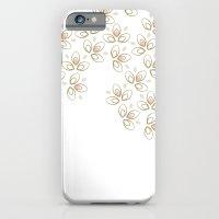 Light Blossoms iPhone 6 Slim Case