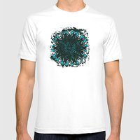 QUORUM Mens Fitted Tee White SMALL