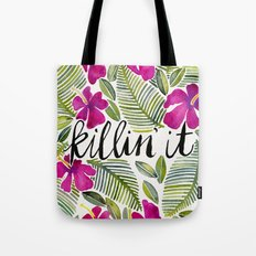 Killin' It – Tropical … Tote Bag