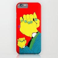 Knuckle Head III - Gary iPhone 6 Slim Case