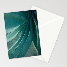 blue agave Stationery Cards