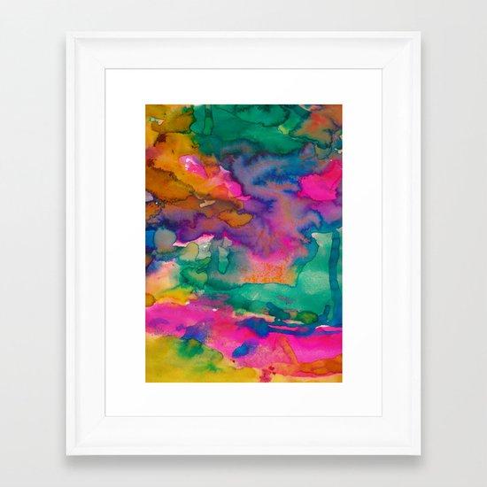 Ardor Framed Art Print