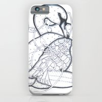 iPhone & iPod Case featuring Carrick Swan by Alan Wells