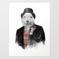 Mr. Phil Art Print
