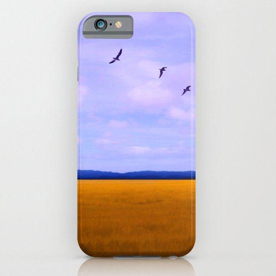 Golden Field iPhone & iPod Case