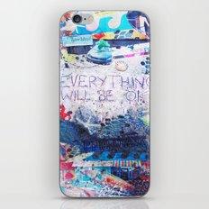 Tybee Island, GA iPhone & iPod Skin