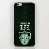 Doctor Who: Cybermen Pri… iPhone & iPod Skin