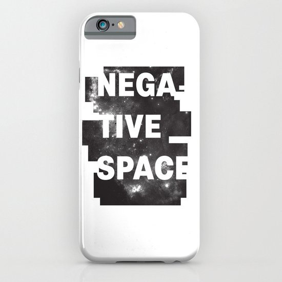 Negtive Space iPhone & iPod Case