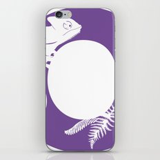 C is for Chameleon - Animal Alphabet Series iPhone & iPod Skin