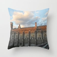 Sunset from Thomas  Throw Pillow