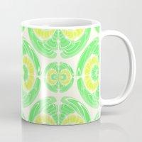 Fruity Pattern Mug